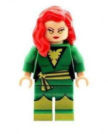 Phoenix (Jean Grey) From X-Men (Xmen) - Custom Designed Minifigure
